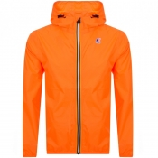 Product Image for K Way Le Vrai 3.0 Claude Jacket Orange